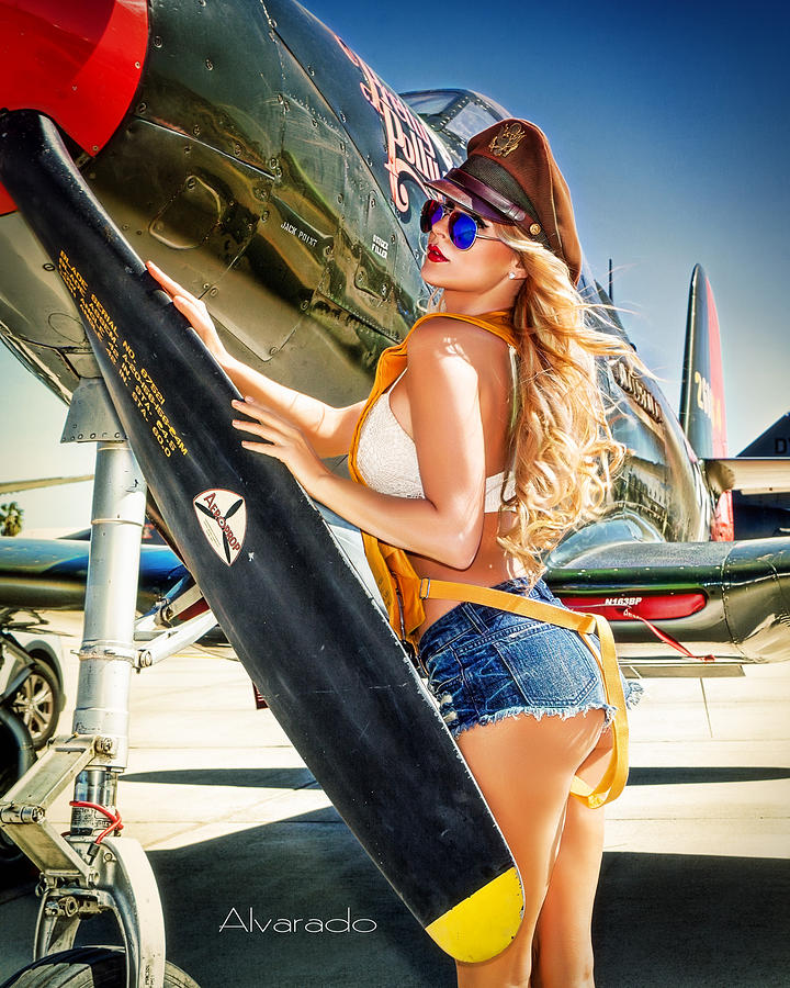 Sexy air force girls #4