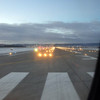 Clear for take off rwy 31!