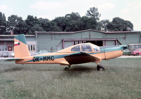 L-40 Meta Sokol / OK-MMC photo Cajo