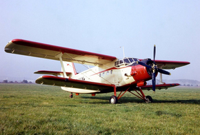 An-2 / OK-GHN photo Cajo
