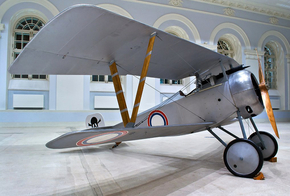 Sopwith / photo M.Stankevič