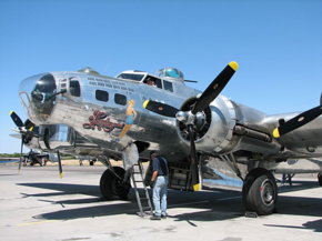 B-17 / photo J.Krajčírovič