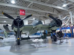 Beaufighter TFX / photo J. Krajčírovič