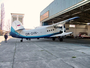 An-2 / OM-GHN photo Cajo