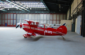 Pitts S-2B / OM-DPD