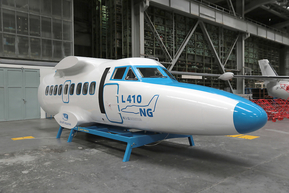 mockup L-410NG / photo J.Fridirich