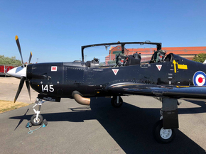 Short Tucano / photo cpt. Middlefinger