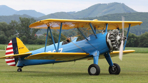 Stearman / N67344 photo Cajo