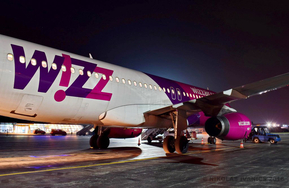 Wizzair / photo N.Ivanics