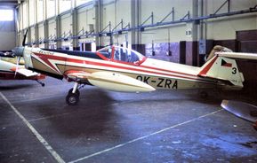 Z-526AFS / OK-ZRA photo R.Syratt