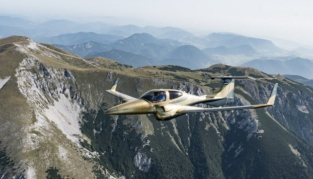 DA42 Twin Star / OE-FVI