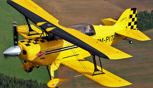 Pitts S-2C / OM-PIT