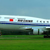 Air China Boeing 747-4J6 / B-2447