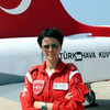 Veliteľ Turkish Stars major Esra ÖZATAY
